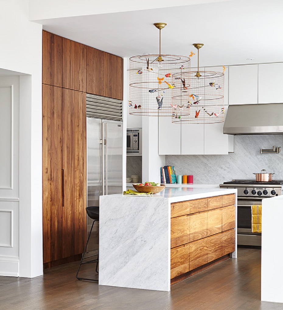 Dianella Polishing advice for Kitchen Facelifts - use your cabinest as canvas and stick to white. Add accessories to add pops of bright colour - this way you are all set for the 2018 Kitchen Trend - but wont be outdated in a few months.