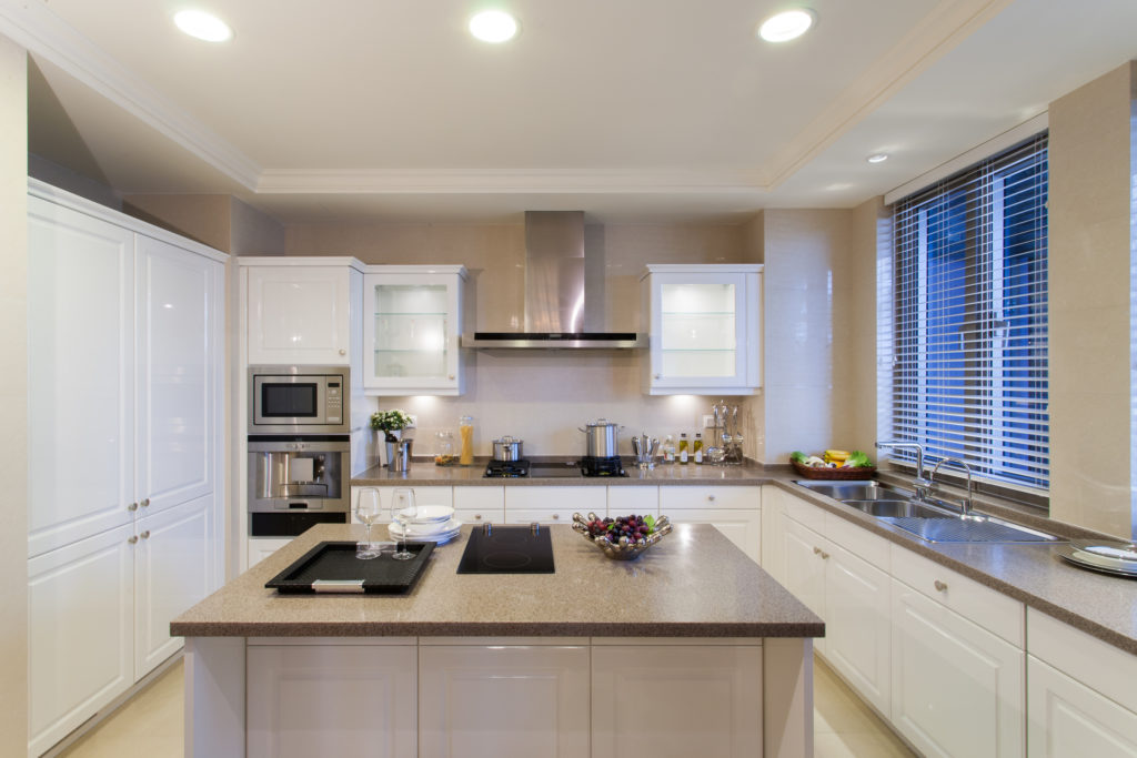 A kitchen makeover can make your kitchen shine like brand new