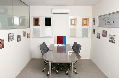 Dianella Polishing Showroom Display