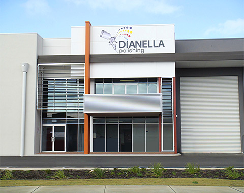 Our factory and showroom is located in Wangara, Perth.