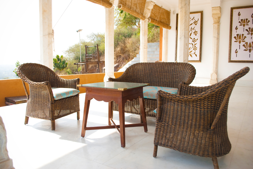 Wicker Furniture Dianella Polishing, How To Care For Outdoor Bamboo Furniture