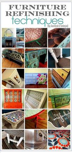 Pinterest Furniture Refinishing Ideas