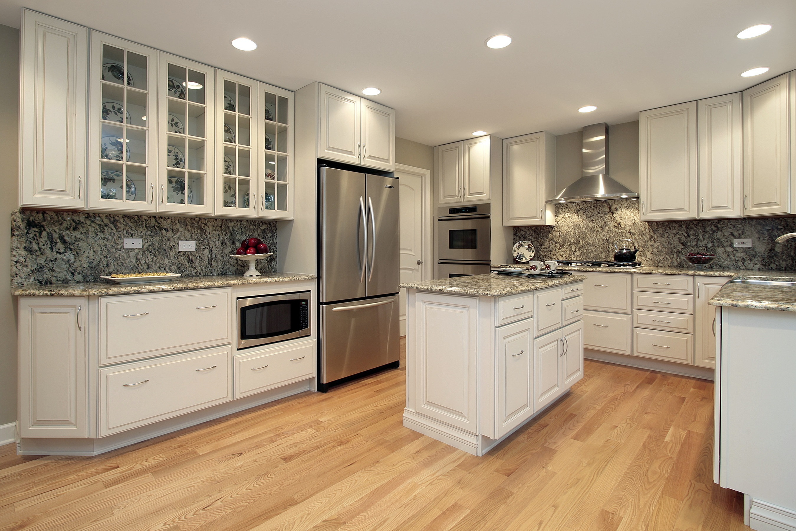How a Kitchen Facelift can make your kitchen look brandew