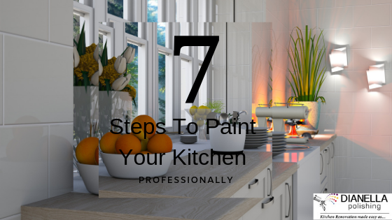 If you want your Kitchen to lookm professionally, you need to paint it professionallu. At Dianella Polishing we take 7 steps to make sure, your kitchen gets a finish that lasts forever.