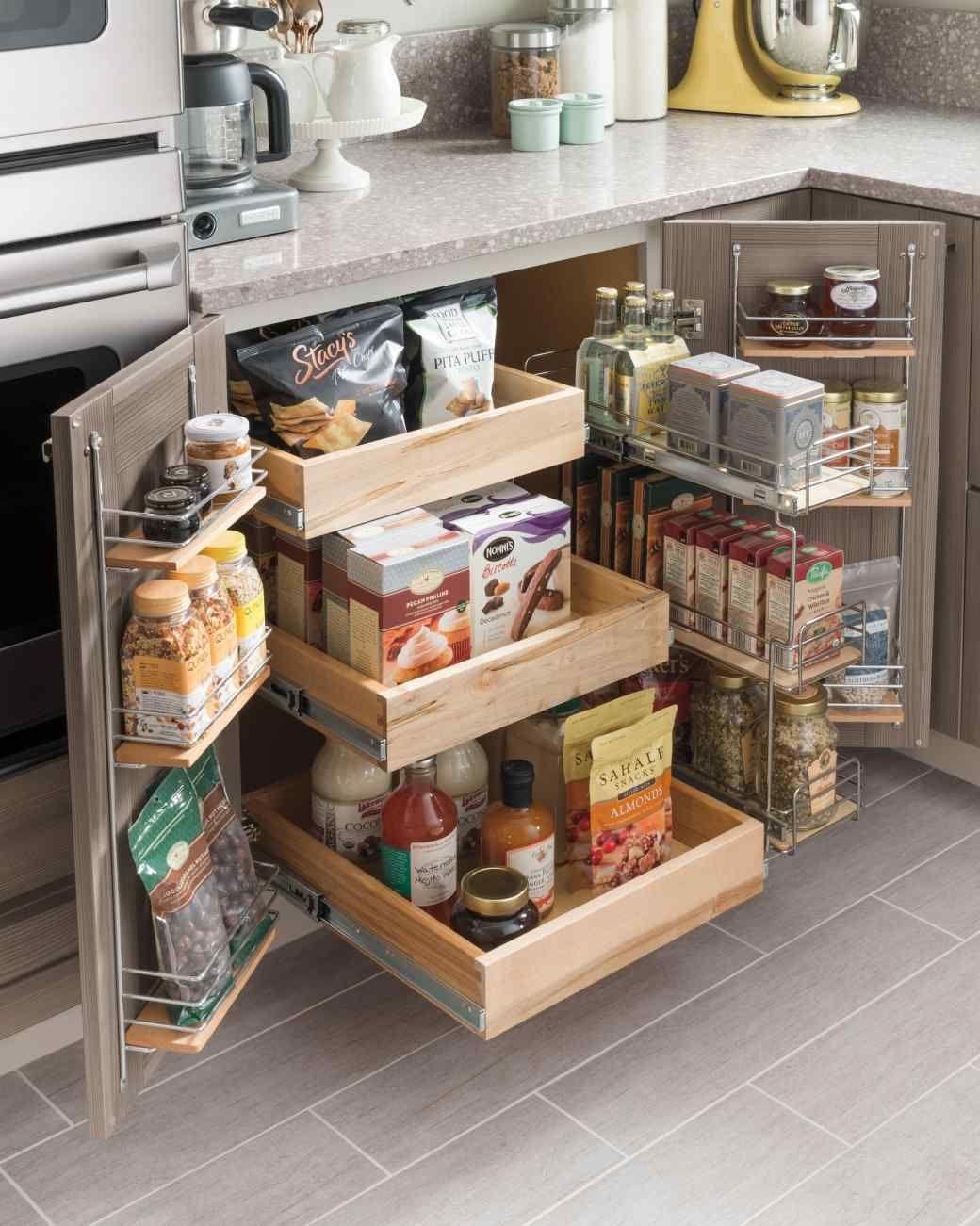 say goodbye to kitchen storage problems when you renovate your kitchen