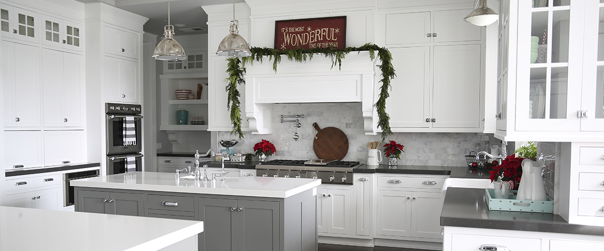 4 Steps To Prep Your Kitchen For Christmas