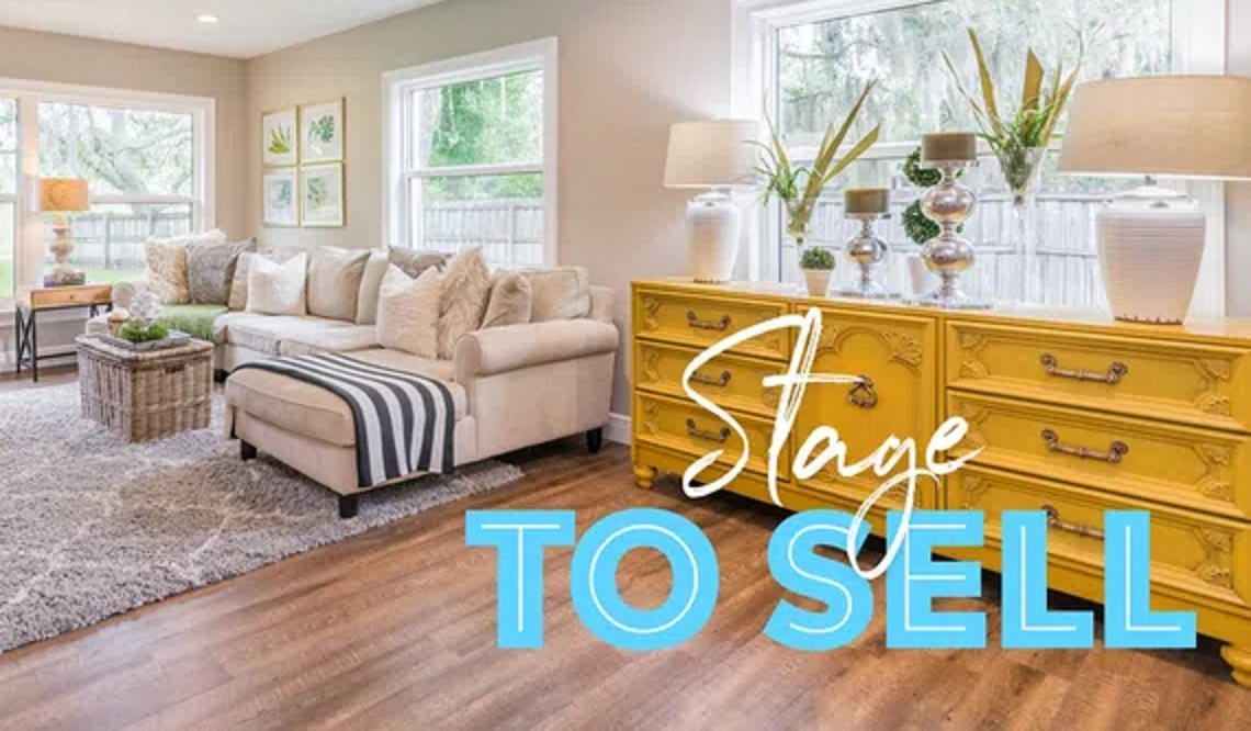 5 steps to stage your property for sale