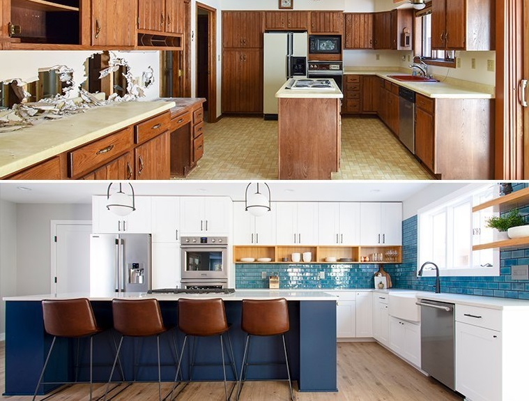 Upgrade your fixer-upper kitchen